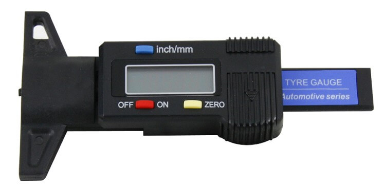 DIGITAL TREAD DEPTH GAUGE