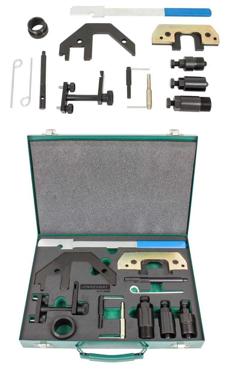 ENGINE TIMING TOOL SET FOR PROFESSIONAL EGINE REPAIR - FOR BMW