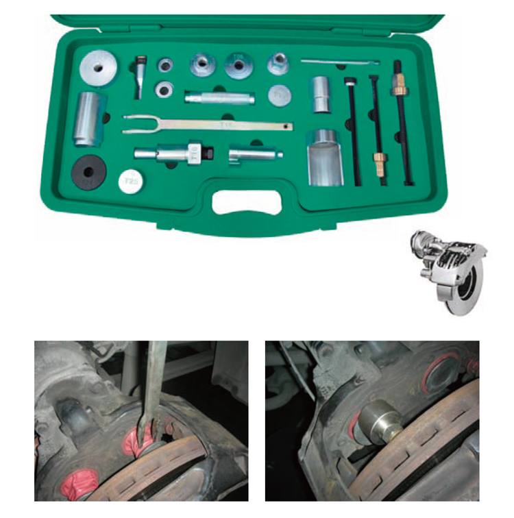 KNORR-BREMSE DISC BRAKE SERVICE KIT