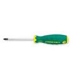 ANTI-SLIP GRIP POZI SCREWDRIVERS