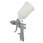 DELUXE PROFESSIONAL GRAVITY FEED SPRAY GUN