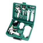 2PCS PROFESSIONAL H.V.L.P SPRAY GUN SET