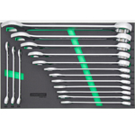 15PCS COMBINATION WRENCH SET